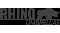 Rhino umbrellas