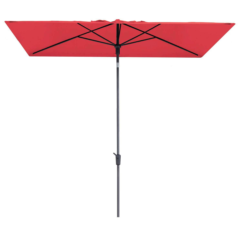 Parasol Mikros 200x300cm (Brick red)