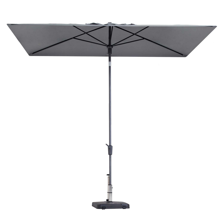 Parasol Mikros 200x300cm (Light grey)