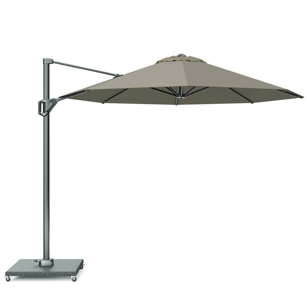 Zweefparasol Voyager T1 300cm Taupe