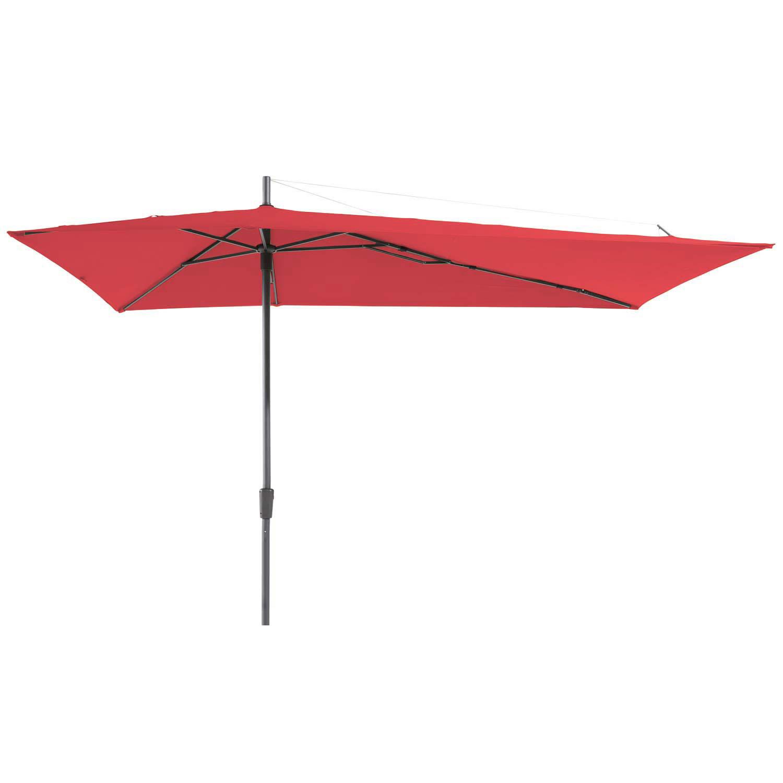 Parasol asymetric 360x220 (brick red)