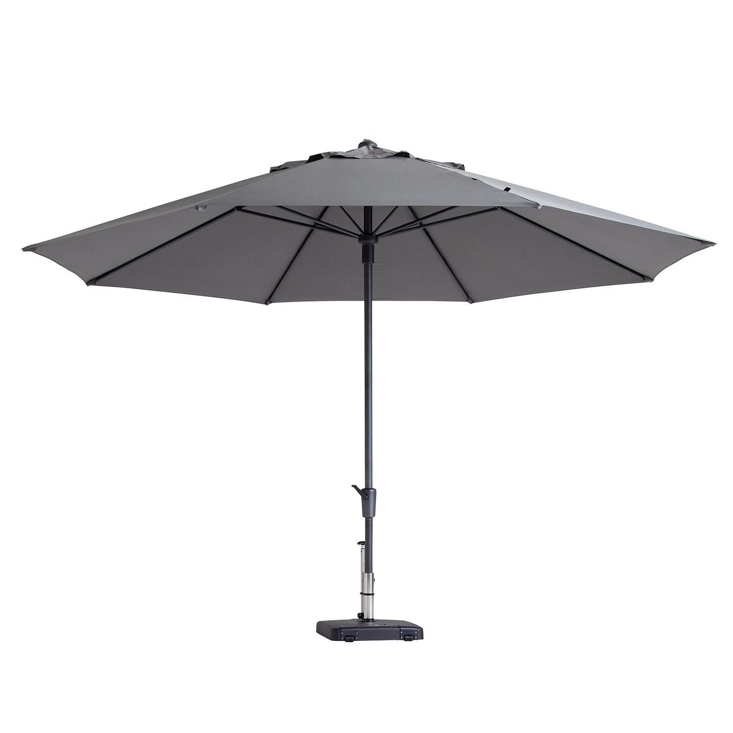 Parasol Timor 400cm (Light grey)