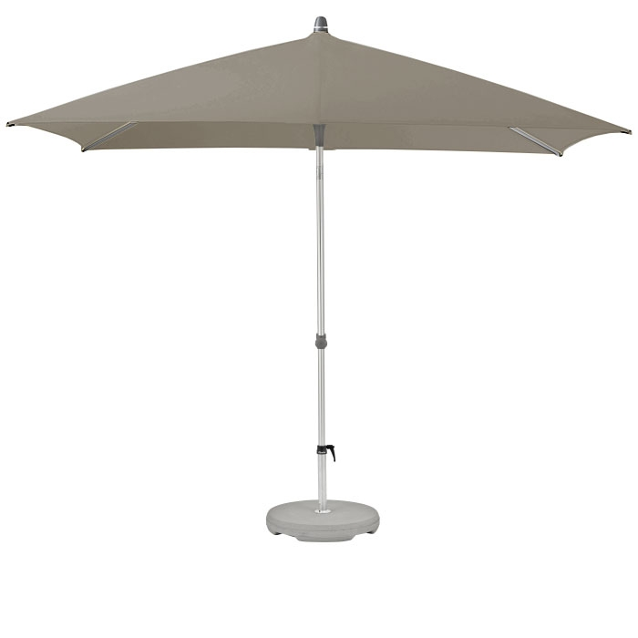 Parasol Alu-Smart easy 210x150cm (taupe)