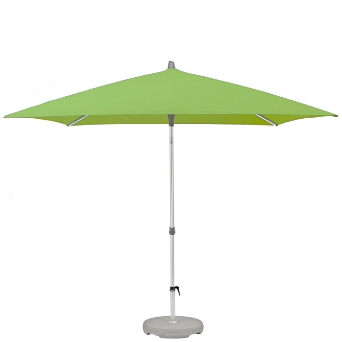 Parasol Alu-Smart easy 250x200cm (kiwi)