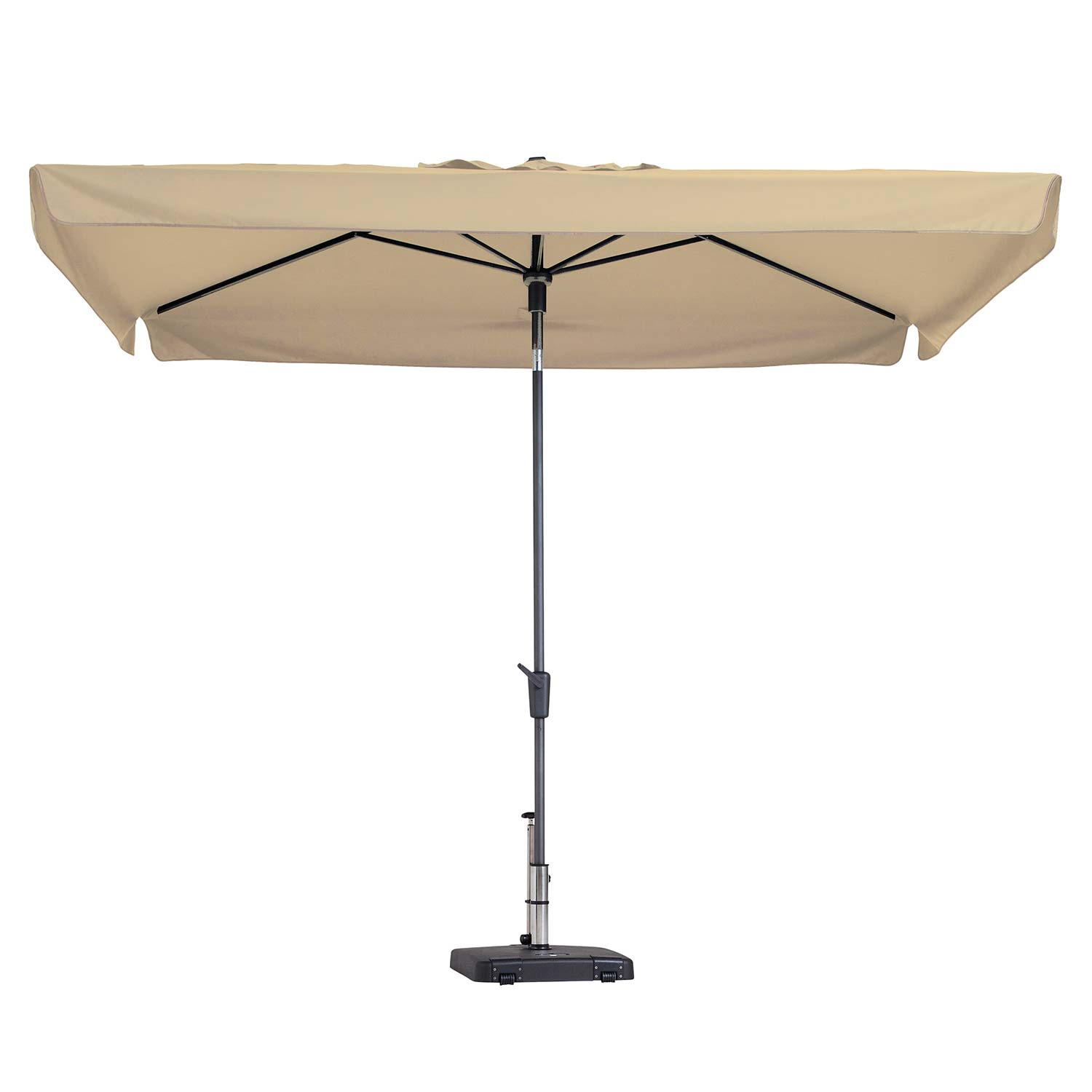 Parasol Delos 200x300cm (ecru)