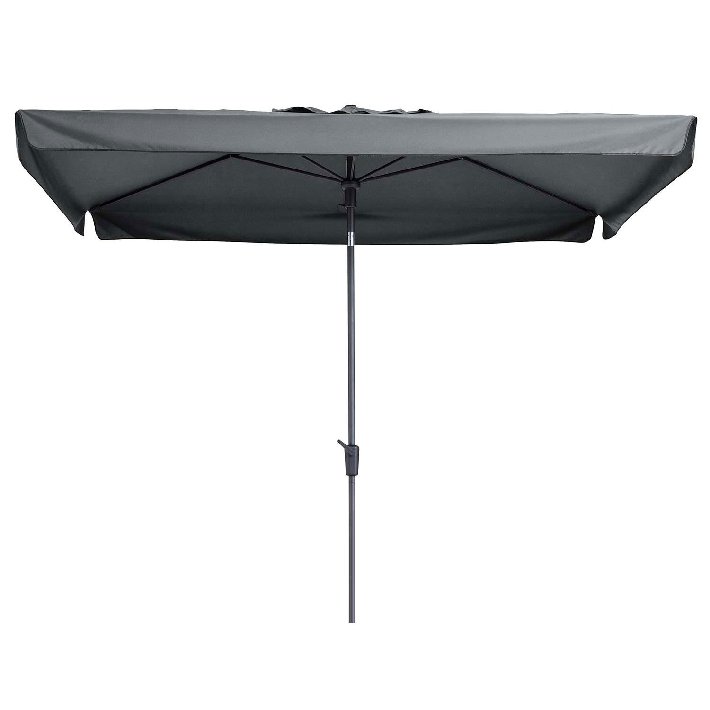 Parasol Delos 200x300cm (grey)