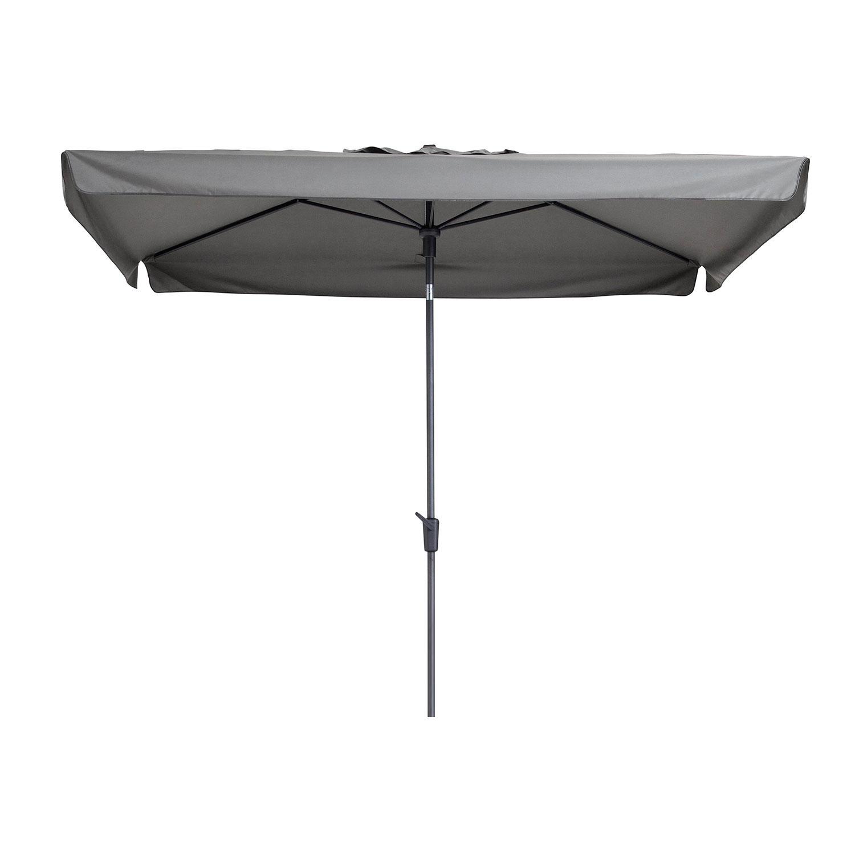 Parasol Delos 200x300cm (light grey)