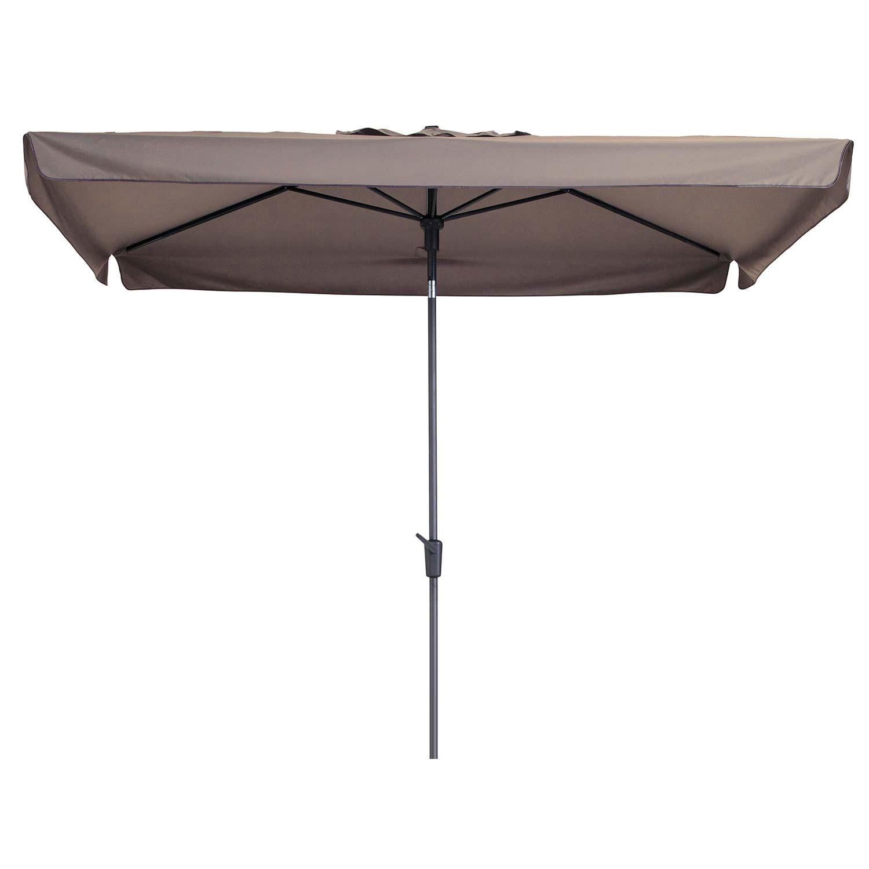 Parasol Delos 200x300cm (taupe)