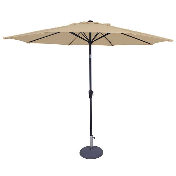 Parasol Kreta Ø300 (Ecru)