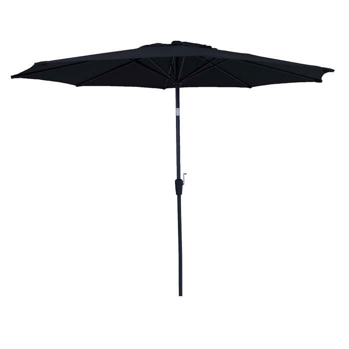 Parasol Kreta Ø300 (Black)