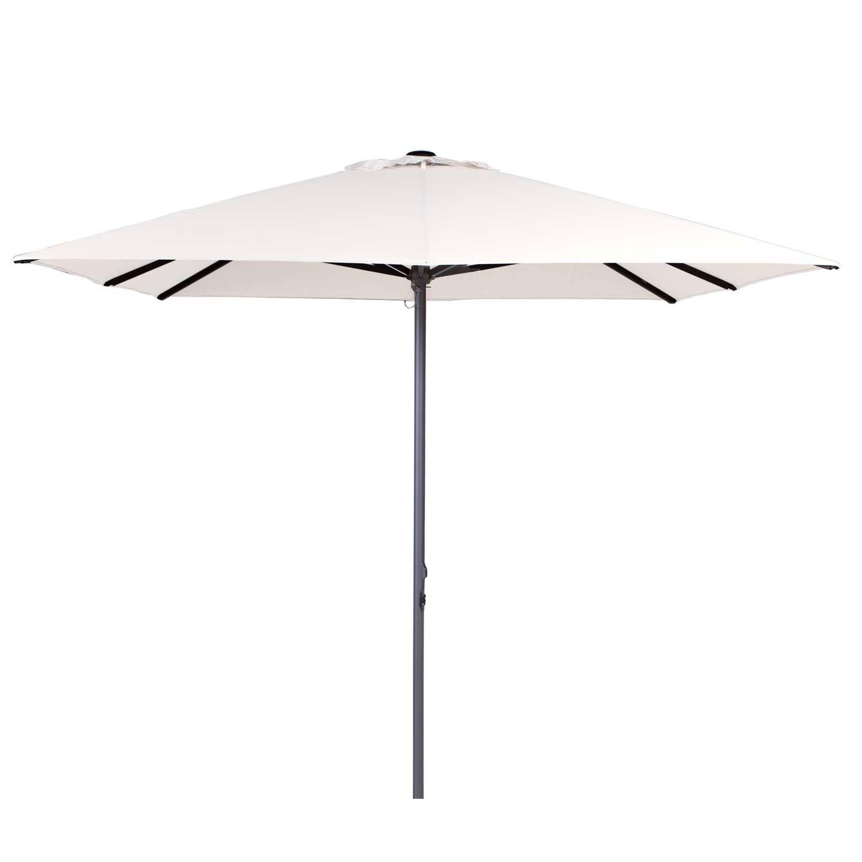 Parasol Lima 300x300cm (Off white)