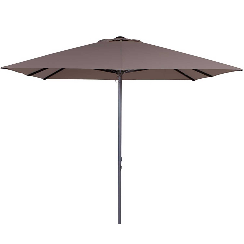 Parasol Lima 300x300cm (Taupe)