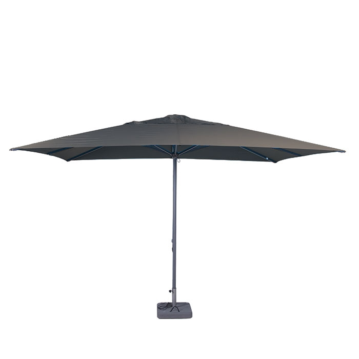 Parasol Lima 300x400cm (Grey)
