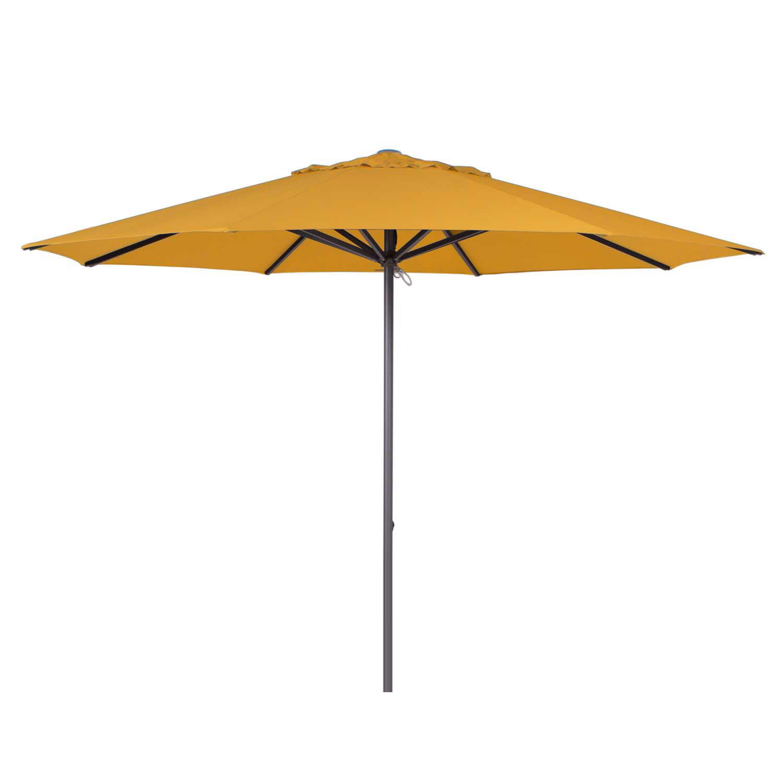 Parasol Lima 350cm rond (Golden glow)