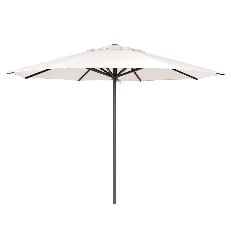 Parasol Lima 400cm rond (Off white)