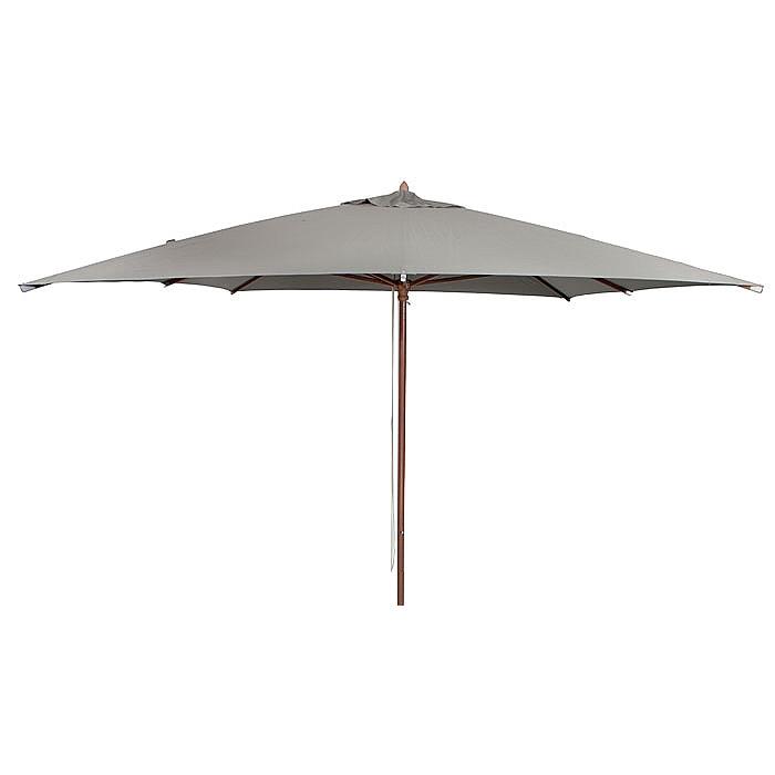 Parasol Malaga 300x300 (grey)