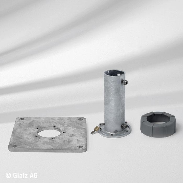 Glatz Palazzo - Montageplaat + Staander M4