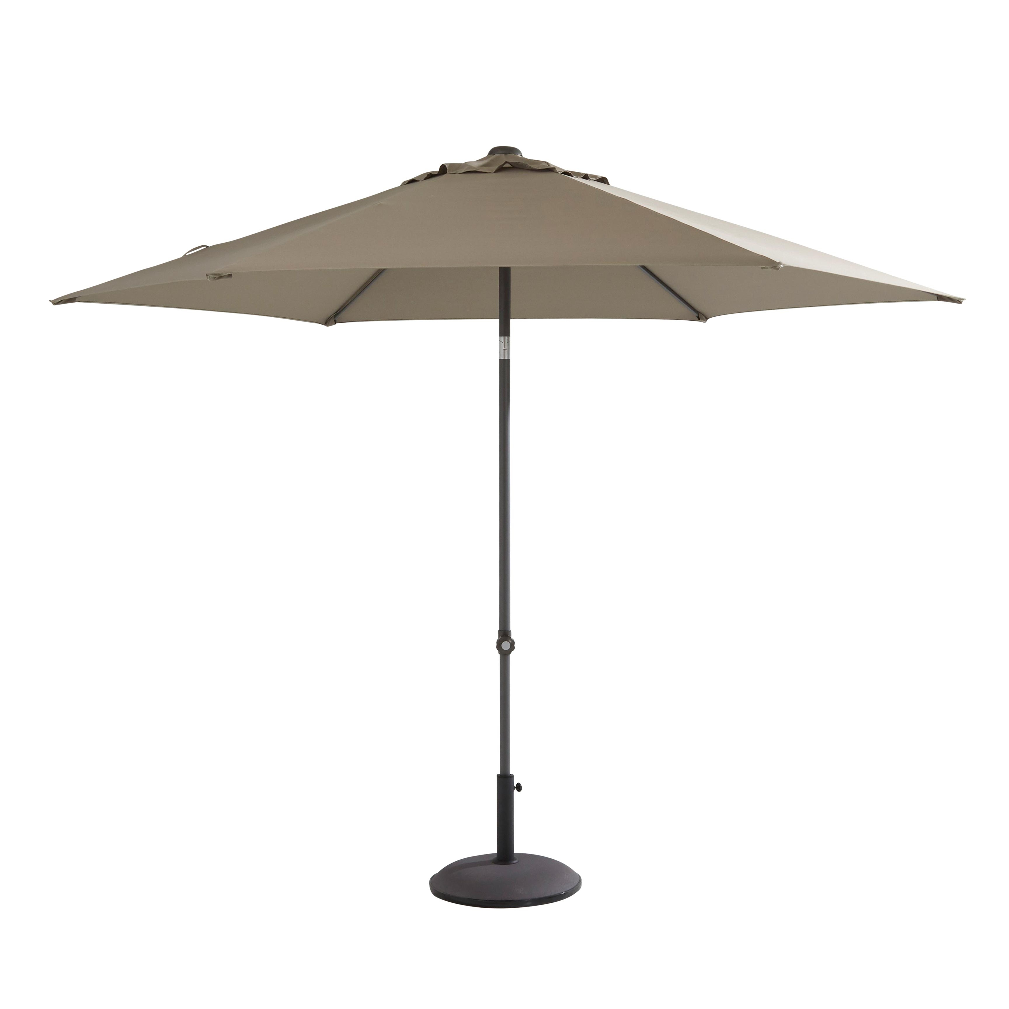 Parasol Oasis 250cm (taupe)