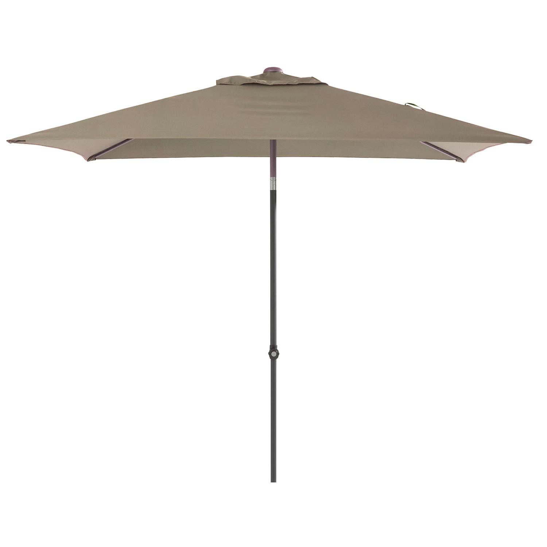 Parasol Oasis 200x250cm (taupe)