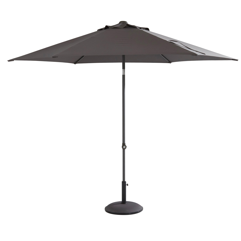 Parasol Oasis 300cm (antraciet)