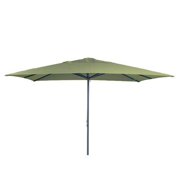 Parasol Lima 400x300cm (Sage green)