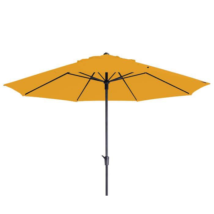 Parasol Timor 400cm (Golden glow)