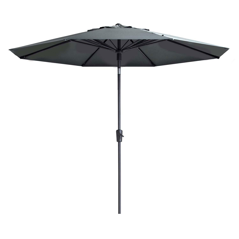 Parasol Paros 300cm (grey)