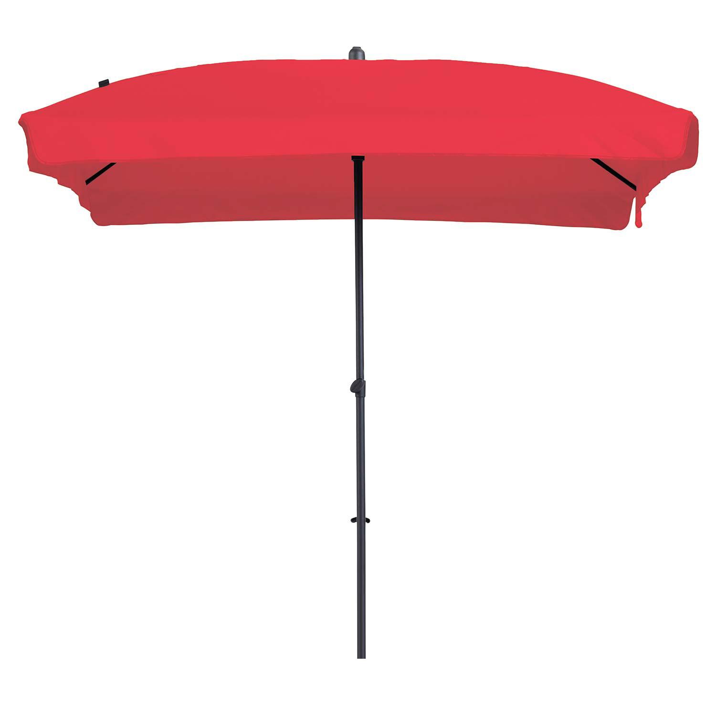 Parasol Patmos 210x140 (brick red)
