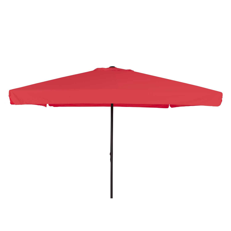 Parasol Quito 300x300cm (Brick red)