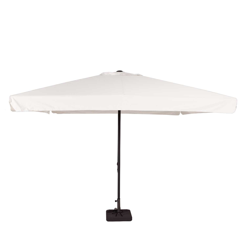 Parasol Quito 350x350cm (Off white)