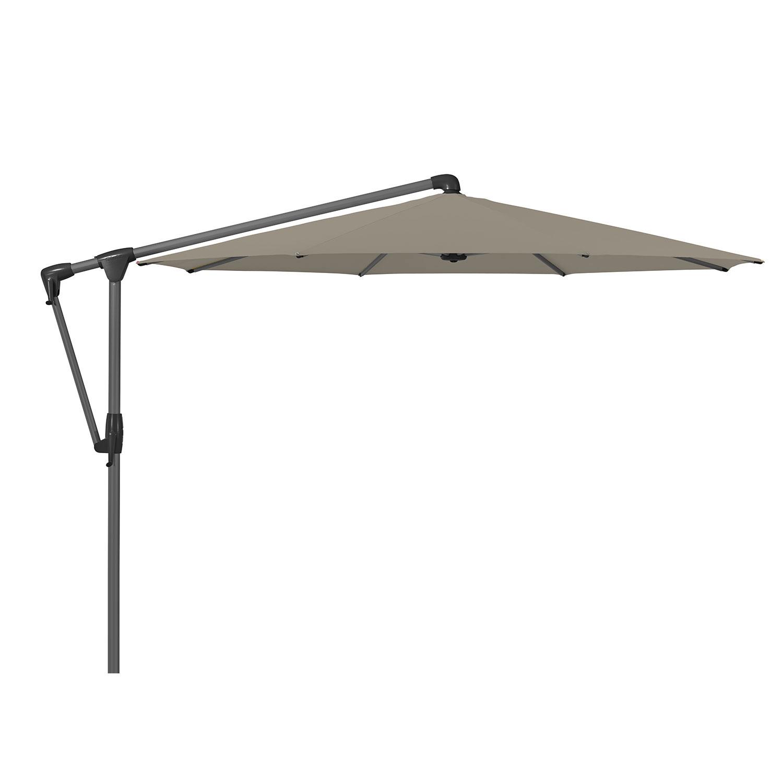 Vrijhangende zweefparasol Sunwing Casa easy 330cm (taupe)