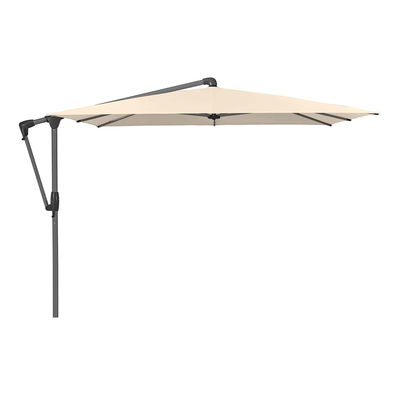 Vrijhangende zweefparasol Sunwing Casa easy 300x240cm (ecru)