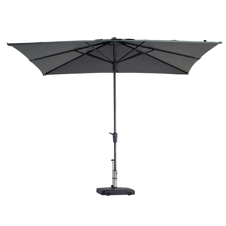 Parasol Syros 280x280cm (Grey)