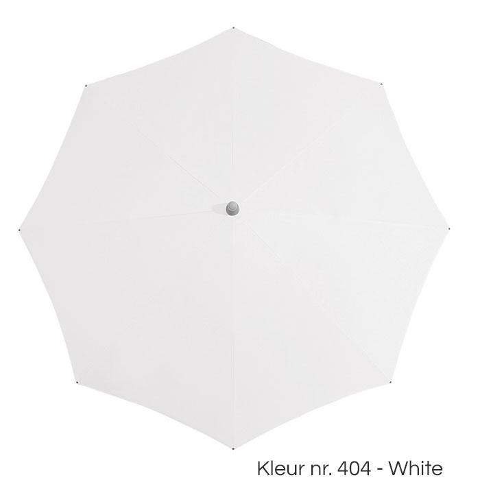 Zweefparasoldoek Glatz Sombrano S+ 350x350cm vierkant Stofklasse 4 (404 white)