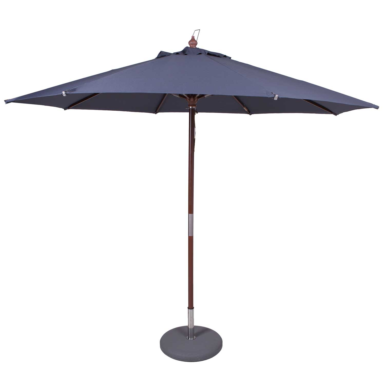 Parasol Ibiza 300cm (grijs)