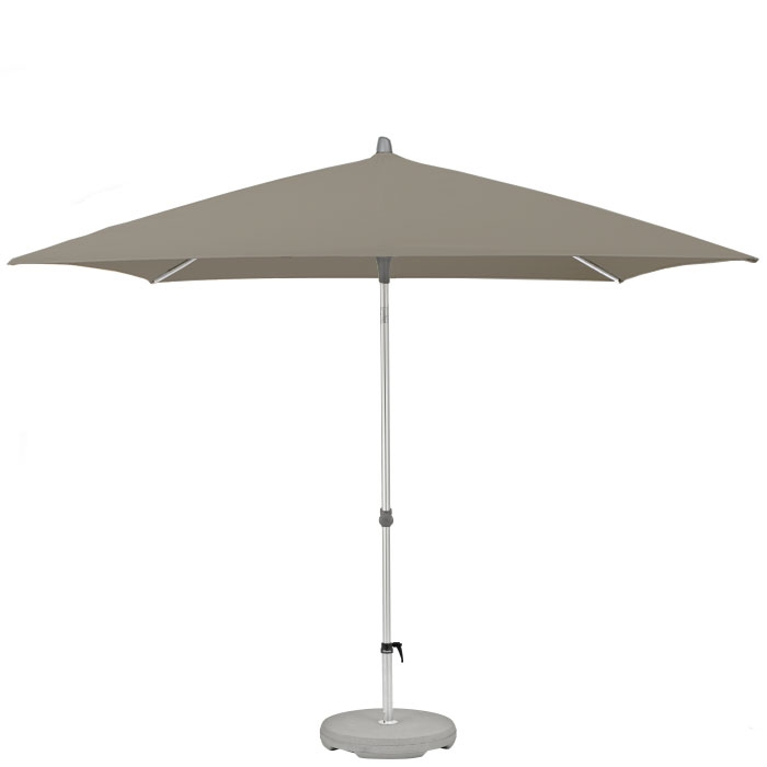 Parasol Alu-Smart easy 250x200cm (taupe)