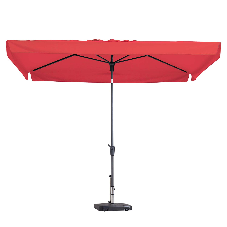 Parasol Delos 200x300cm (brick red)