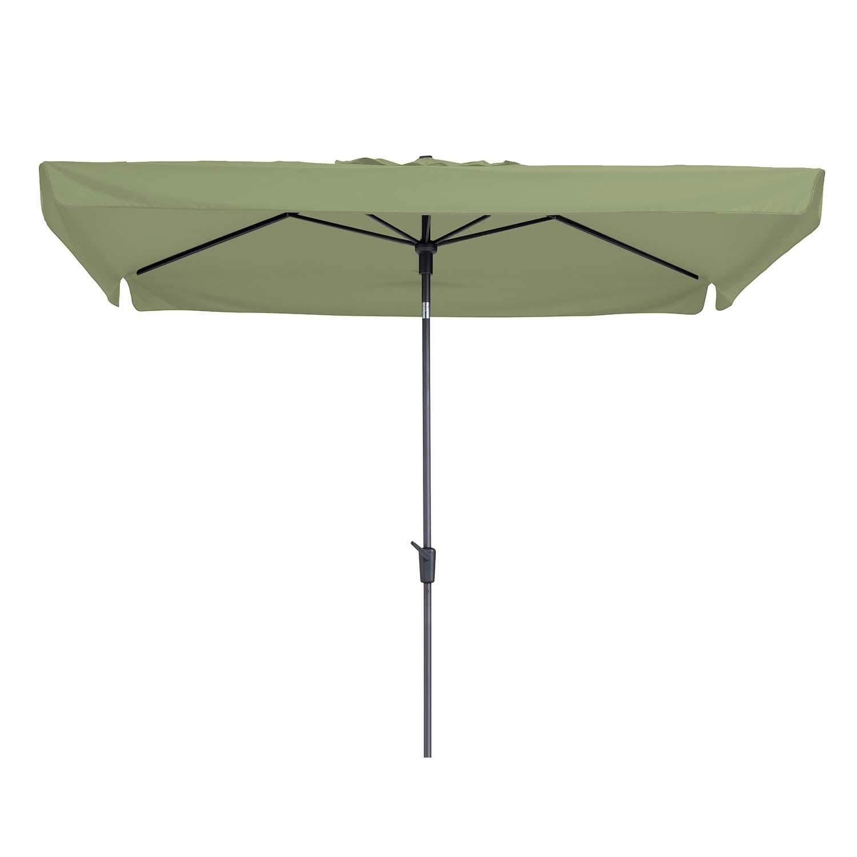Parasol Delos 200x300cm (sage green)