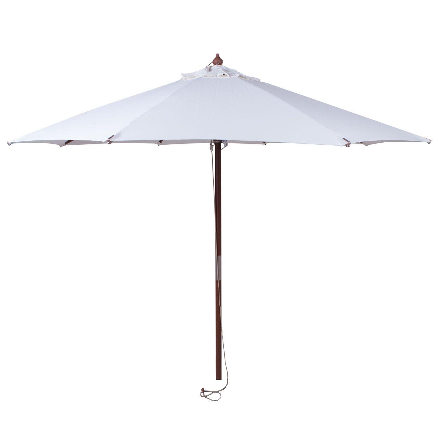 Parasol Ibiza 300cm (ecru)