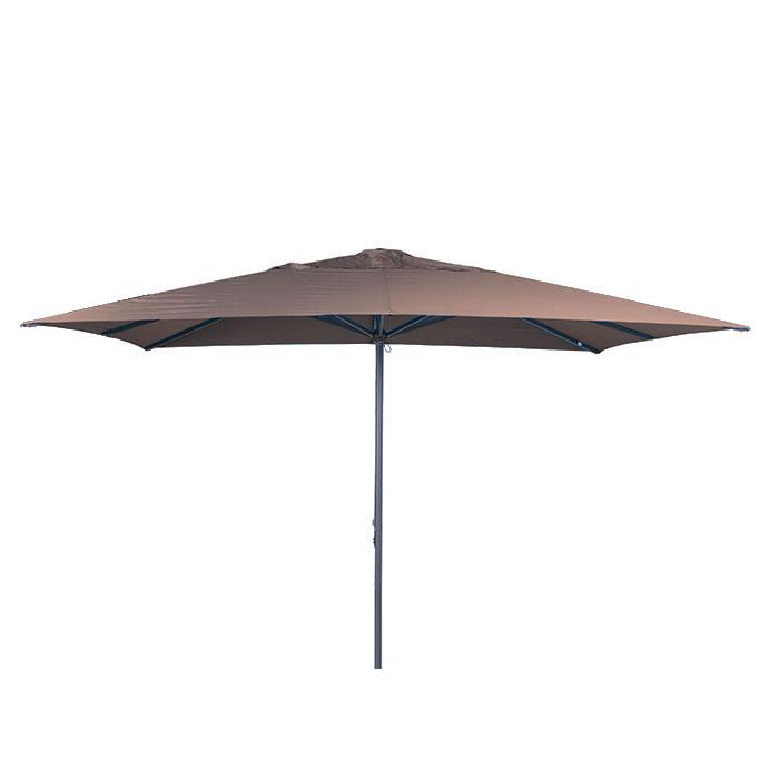 Parasol Lima 400x300cm (Taupe)