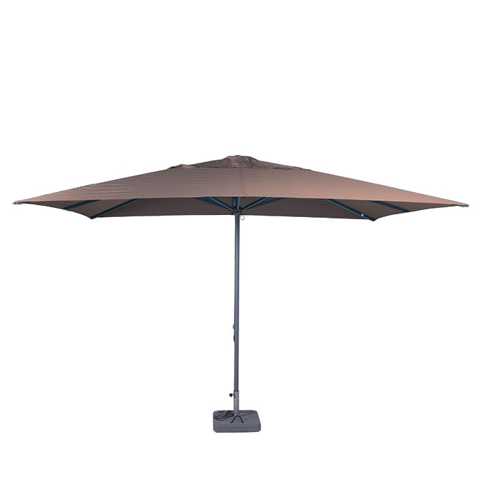 Parasol Lima 350x350cm (Taupe)