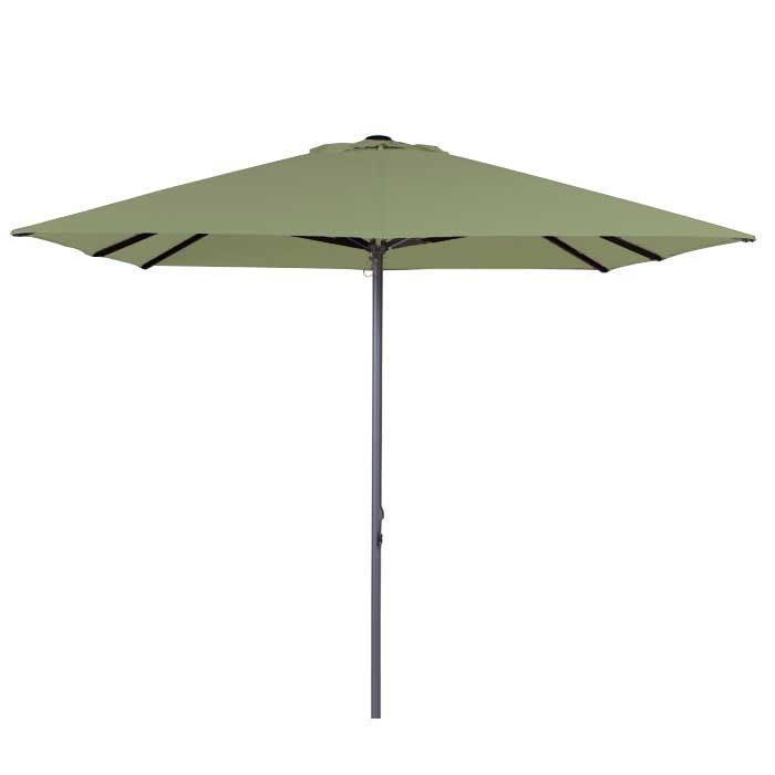 Parasol Lima 300x300cm (Sage green)