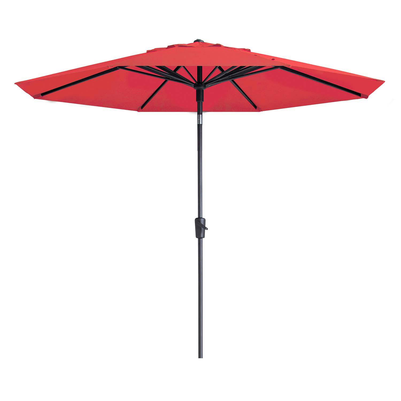 Parasol Paros 300cm (brick red)