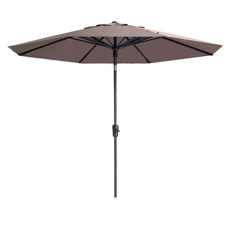 Parasol Paros 300cm (taupe)