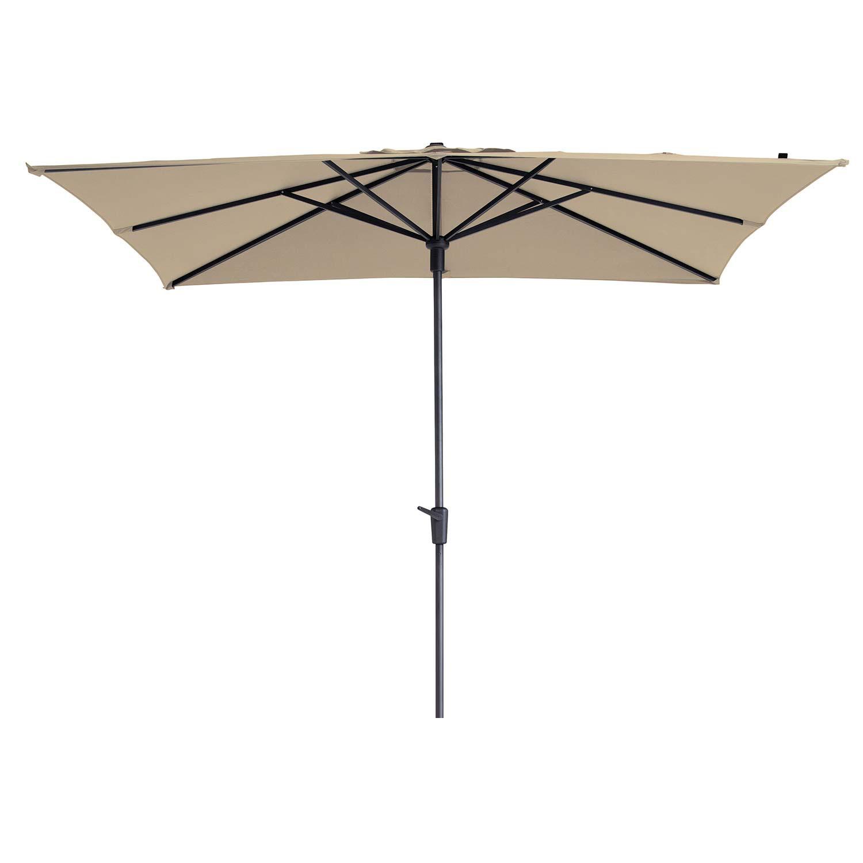 Parasol Syros 280x280cm (Ecru)