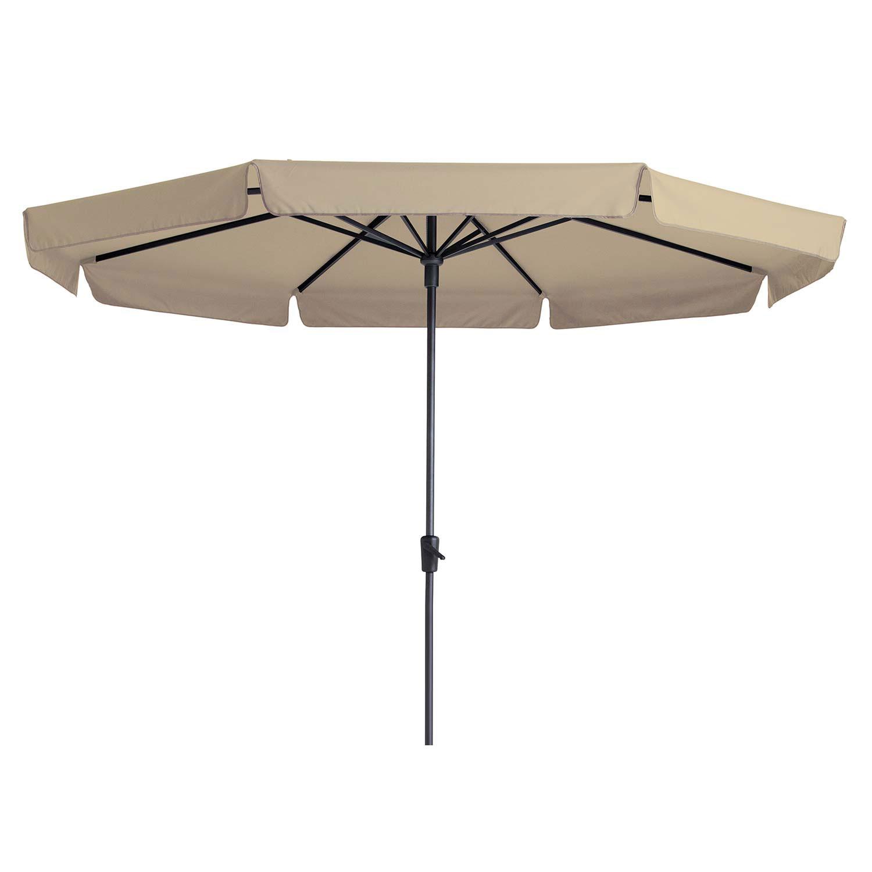 Parasol Syros 350cm (Ecru)