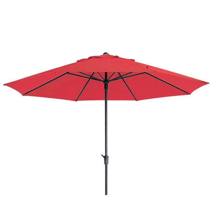Parasol Timor 400cm (Brick red)