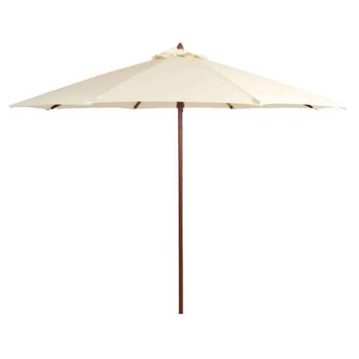 Parasol Altea 300cm (ecru)