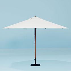 Altea parasol geopend