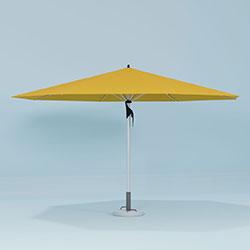 Glatz Fortello parasol geopend